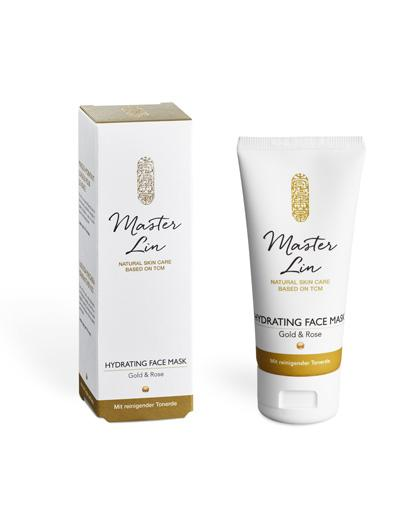 Master Lin Hydrating Face Mask Gold & Rose