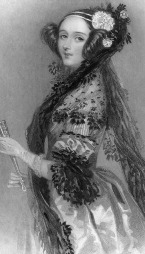 Ada Lovelace Frauengalerie
