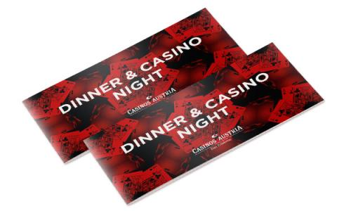 Dinner & Casino Night