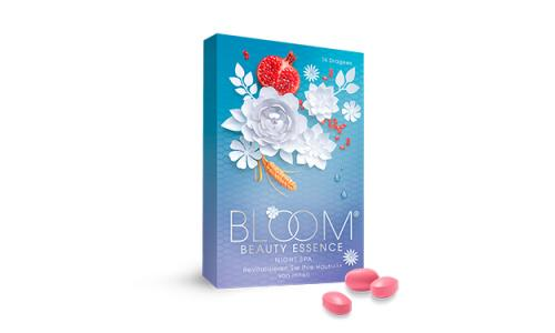 BLOOM BEAUTY ESSENCE Night Spa