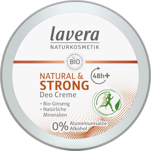 Lavera  Natural & Strong Deo Creme