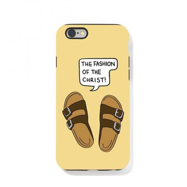 Fashion of the Christ iPhone Case