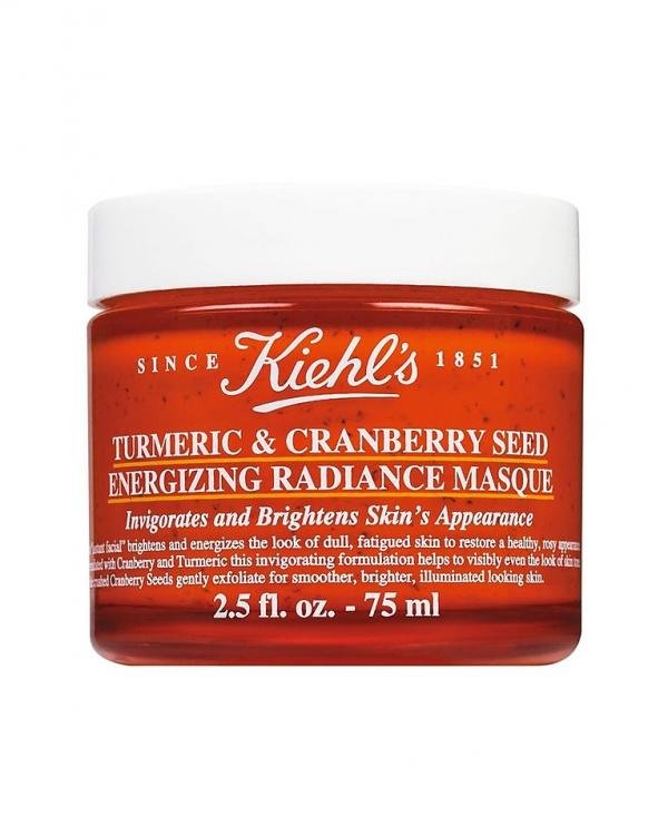 Kiehl´s Turmeric & Cranberry Seed Energizing Radiance Masque