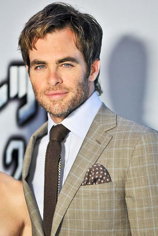 50 Shades of Grey, Christian Grey, Chris Pine