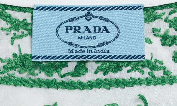 Prada Made in India