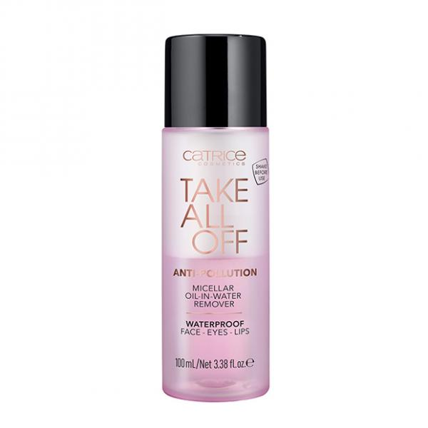 Catrice Take All Off Anti Pollution Make-up remover