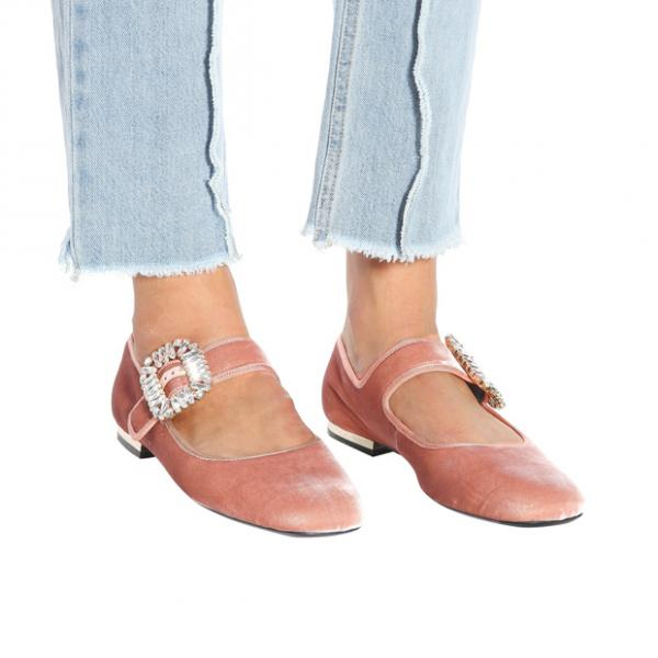 Mary Janes Schuhtrend 2019