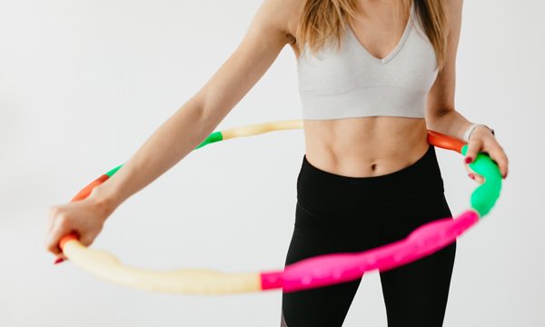 Hula Hoop Training