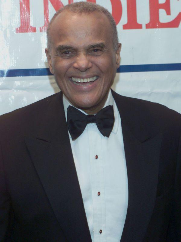 Richard Lugner und Harry Belafonte