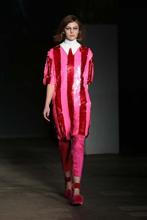 London Fashion Week 2014: House of Holland