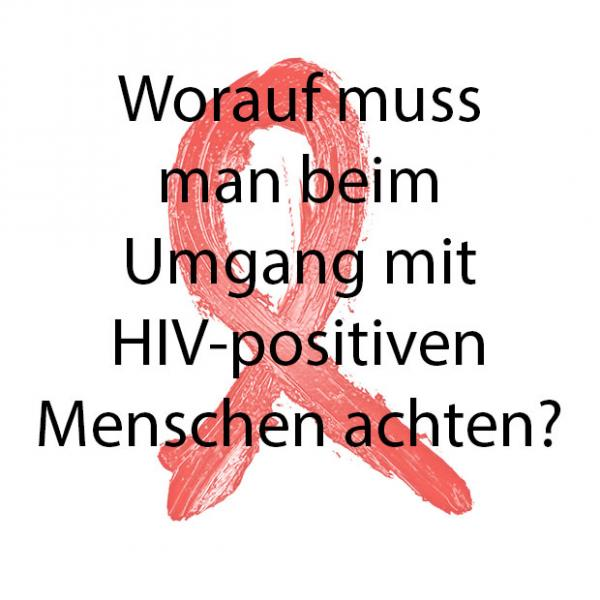 Dating-sites für hiv-positive menschen