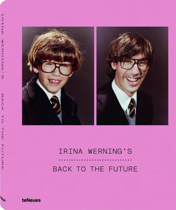 Irina Werning's Back to the Future, Riff Raff, London, Great Britain, 1976 and 2011, published by teNeues, www.teneues.com. Photo © 2014 Irina Werning. All rights reserved.