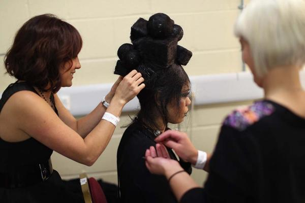 Alternative Hair Show 2013