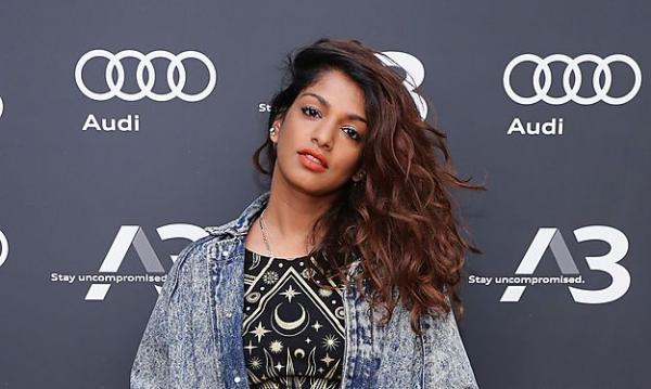 Audi Celebrates The Launch Of The A3 With M.I.A. At SIR Stage37 In New York
