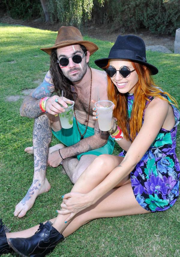 BACARDI Coachella Soho House Pop-Up - Day 3