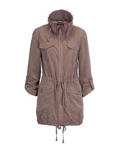 Parka von Betty Barclay in Taupe