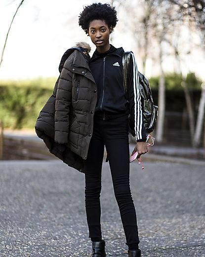 Athleisure-Look