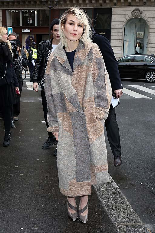Fashion-Week Paris: Streetstyle