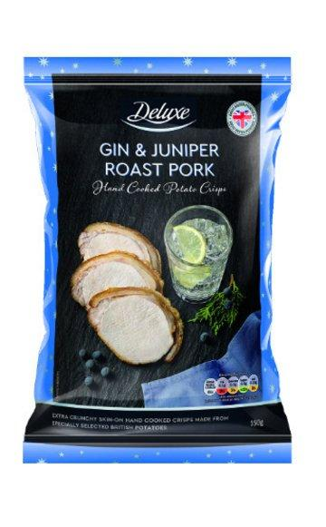 Lidl UK Chips Gin
