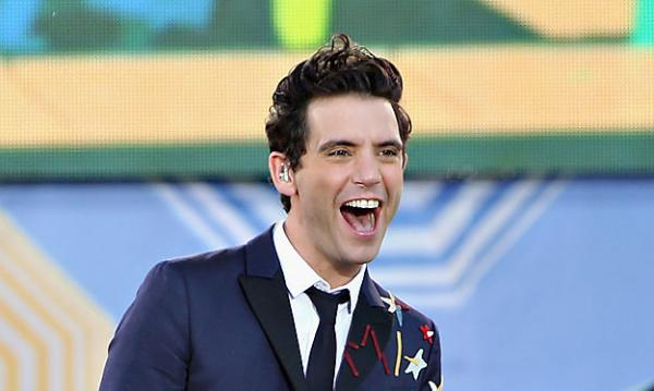 Mika Performs On ABC´s ´Good Morning America´