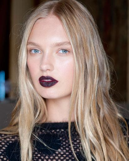 Make-up Look Herbst 2015