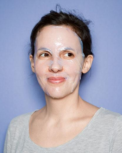 Red Carpet Ready Second Skin Face Mask