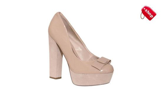 Pumps in Nude