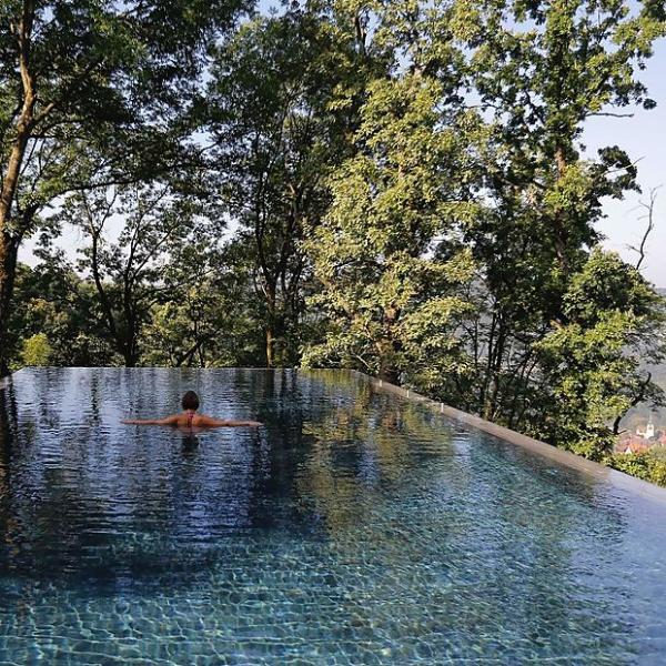 Infinity Pools in Mitteleuropa