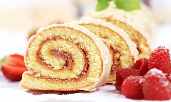 Marillenroulade